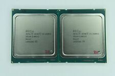 Matched Pair of Intel Xeon E5-2680V2 2.8GHz Ten Core SR1A6 Processor w/Grease