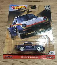 HOT WHEELS Real Rider Car Culture Porsche 959 1986
