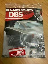 BUILD YOUR OWN EAGLEMOSS JAMES BOND 007 1:8 ASTON MARTIN DB5 ISSUE 33