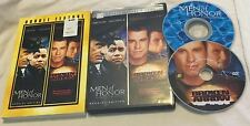Men of Honor | Broken Arrow + Slip Cover! (DVD) Double Feature Robert De Niro