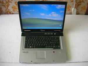 Fujitsu Siemens Amilo A1650G MS2174 Notebook PC Sempron 3400+ 1gb DDR 60gb Ide