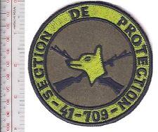 France Arme de l'Air Escadron de Protection Unitee Canine 41-709 BV K-9 French a