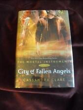 Cassandra Clare - CITY OF FALLEN ANGELS (Mortal Instruments #4) - 1st