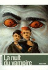 LA Nuit Du Vampire (Roman Jeunesse) (French Edition)