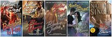 PSY/Changeling Paranormal Romance Series 6-10 Mass Market Paperback BRAND NEW!