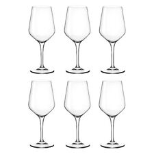 ELECTRA White & Red Wine Leadfree Stemmed Glass Goblet, 440ml (Giftbox of 6)