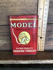 Vintage Rare Model Tobacco Tin Pocket Mild Yellow RARE SAMPLE 10 Cents Size