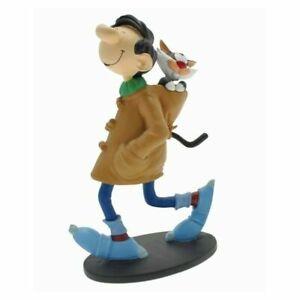 "Figurine en résine Collectoys Gaston Lagaffe ""Duffle Coat"""