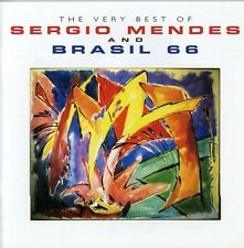 Sergio Mendes, Sergi - Very Best of Sergio Mendes & Brasil '66 [New CD]