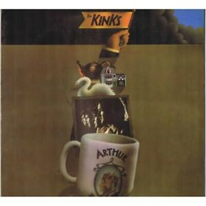 The Kinks - Arthur Or The Decline And Fall Of The British Empire (2004 CD 60s)
