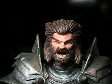 HEAD ONLY Mythic Legion Four Horsemen Custom Painted HEAD ONLY Wolfling