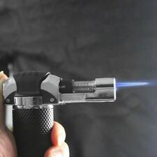 Refillable Butane Welding Windproof Outdoor BBQ Flamethrower Cigar Lighter BE S