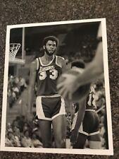 Kareem Abdul-Jabbar Type 1 Original photo LA Lakers
