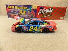 New 1998 Action 1:24 Diecast NASCAR Jeff Gordon No Bull CW HO Bank #24 1-3500