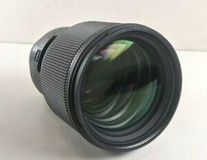 Sigma 85mm 1.4 Sony E mount DG (Full Frame) - NEW