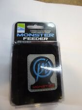PRESTON INNOVATIONS MONSTER FEEDER ROD BANDS  - PMLUG/23