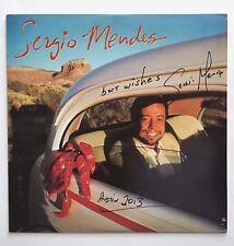 SERGIO MENDES & BRASIL '66  signed autograph LP