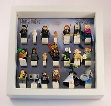Minifigures Display Case Frame Lego Harry Potter Fantastic Beasts CMF minifigs