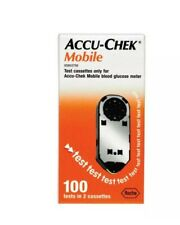Accu-Chek Mobile Test Cassette 100 EXPRESS POSTAGE