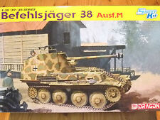 Dragon 1:35 befehlsjager 38 Ausf. M alemán SPG Tanque Kit Modelo