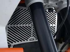 R&G STAINLESS STEEL RADIATOR GUARD for KTM 1090 ADVENTURE, 2017 to 2018