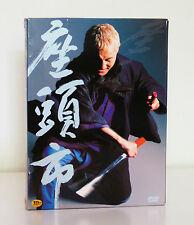 Zatoichi (English Subtitled) (2-Disc Korean Version Digipack) DVD, Region 3, OOP