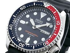 SEIKO SKX009 SKX009J1 Automatic 200m Diver NIB Rubber Band Japan Made !