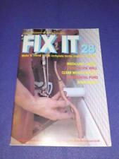 FIX IT #28 - ORNAMENTAL POND