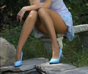 NEW Peavey Professional Pantyhose Work Hosiery Pageant Wear Hosiery Tights 20DN