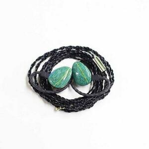 Noble Audio - SAGE Wizard Special Edition Universal IEM (Green Yellow Blue)