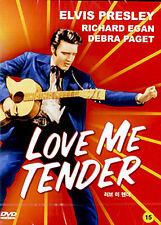 Love Me Tender (1956) / Elvis Presley / DVD, NEW