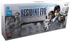 Resident Evil Darkside Chronicles + Zapper Nintendo WII Video Game UK Release