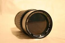 Super Paragon 75-200MM F4.5 PMC II Auto Telephoto Zoom Camera Lens - Vintage