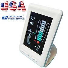 """USA* Dental Endodontic Apex Locator Root Canal Finder Endo Color 4.5"""" LCD Screen"""