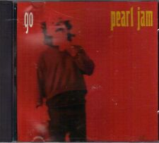 PEARL JAM  Go  rare promo CD single with PicCover