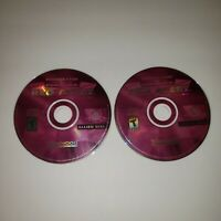 Command & Conquer: Red Alert (PC) Soviet and Allied Discs