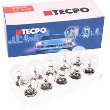 10x TECPO P21W 12V 21W Kugellampe BA15S Bremslicht Birne Tagfahrlicht