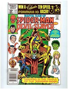 MARVEL TEAM-UP #111-116, 119-120 * Spider-Man * High Grade Lot * 9.2 to 9.6 NM+
