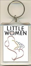 Little Women. The Musical. Keyring / Bag Tag.