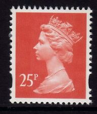 GB 1994 Machin Definitive 25p rose-red SG Y1690 (ex Y1684) MNH (2B)