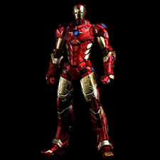 Sentinel Re Edit Iron Man No.07 Marvel Now Version Red X Gold 18cm