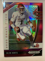 2020 Panini Prizm Draft Picks JALEN HURTS Silver Prizm Rookie RC