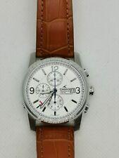 Casio Oceanus Watch OC-504 on Tan Brown or Black Leather Strap