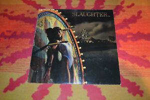 ♫♫♫ Slaughter - Stick it to ya - 2 Vinyl LP Set, 1C198-3218291 Rare!♫♫♫