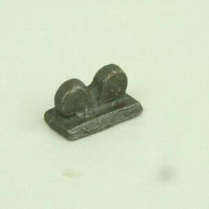 Wax Cast Rear Sight Small For Pistol
