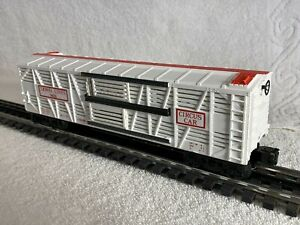 Lionel Circus Cattle Car from 1978