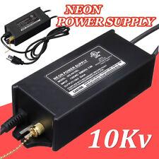 110V-120V Neon Sign Electronic Transformer 10000V 10KV 30mA Light Power Supply