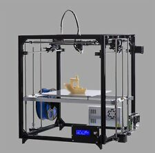 3D Printer 260x260x350mm Large Printing Area Aluminium Frame With Heated Bed New
