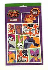 Più di 700 ADESIVI MARMELLATA Animale-Bambini Adulti carta Craft