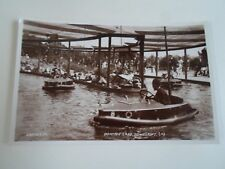 LOWESTOFT, Boating Lake (17)  223723 J.V. Nostalgic Real Photo Postcard  §A2086